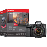 CanonEOS 6D Mark ll Body With Premium Accessory Pack