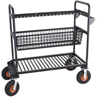Kupo Deluxe C-Stand Cart
