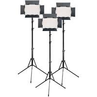 Lowel Blender Light Kit - Canon Blender, Battery Sled, Uni