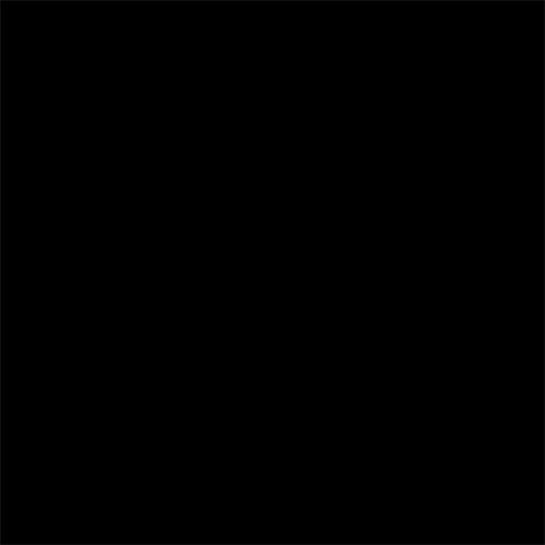 "25'x25"" Black Foil Lighting Filter"