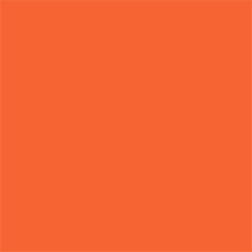 100x100mm Orange 21 Resin Drop In Filter for Black and White Film