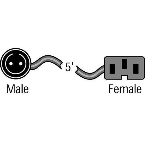 5' Omni 30V Cable