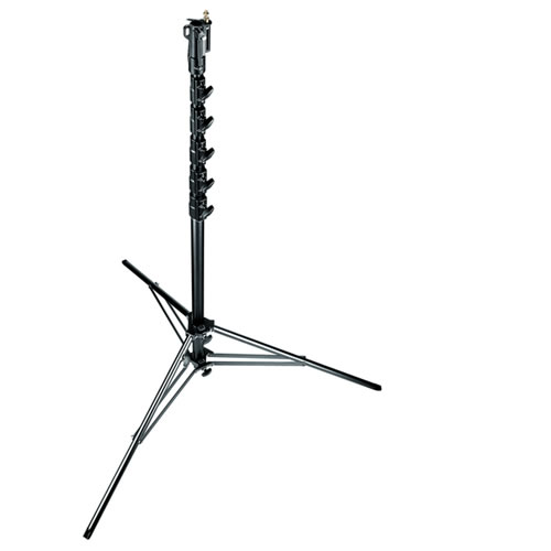 Black Alluminum High Super Stand With Leveling Leg