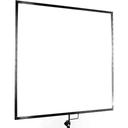 """48""""x48"""" 3/4"""" Flat Gel Uncovered Frame"""