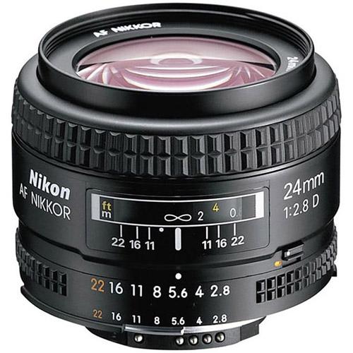 AF NIKKOR 24mm f/2.8 D Lens