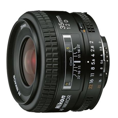 AF NIKKOR 35mm f/2.0 D Lens