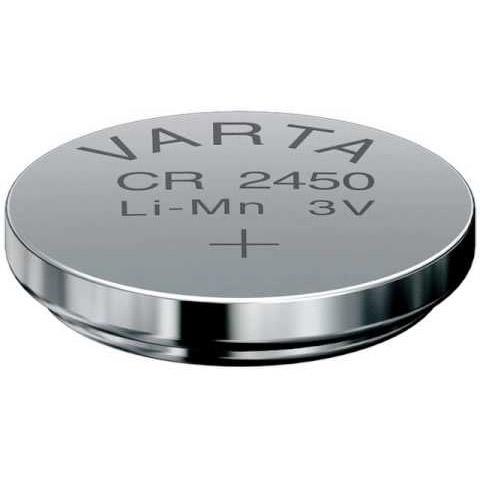 Lithium 3V (DL2450, CR2450 3V)