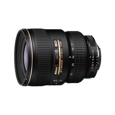 Nikon AF-S 17-35mm f/2.8D IF-ED Wide Angle Zoom Lens 1960 Full-Frame ...