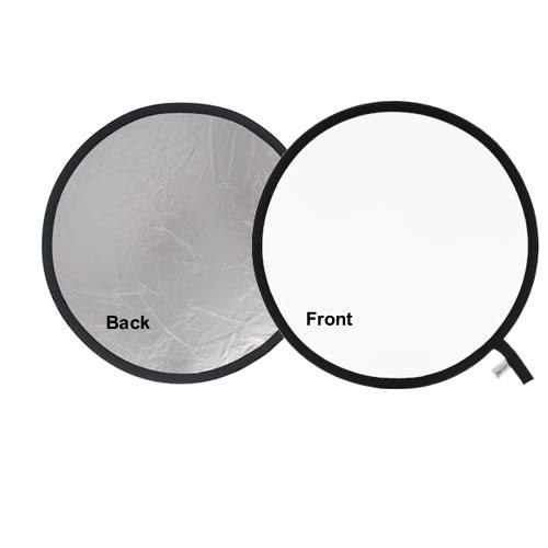 120cm Reflector Silver/White