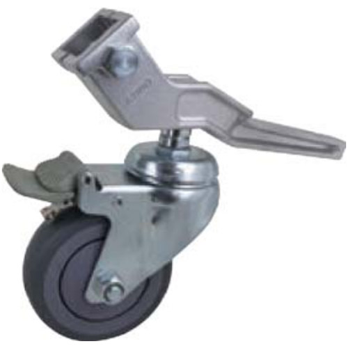KC-100S Caster with Square Adapter (Set of 3)