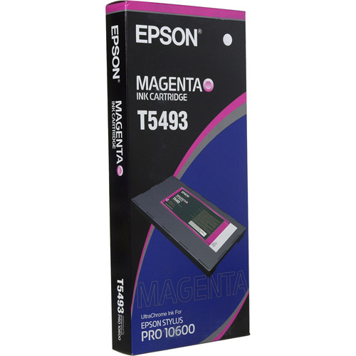 T549300 Pro 10600 UltraChrome Ink Cartrige - Magenta