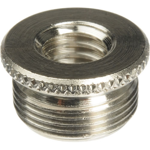 """3/8"""" Female to 5/8"""" Male Thread Adapter"""