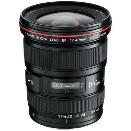 EF 17-40mm f/4.0L USM Wide Angle Zoom