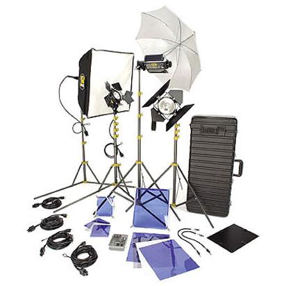 DVcreator 55 Kit w/ GO-83 Case