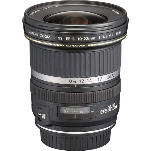 EF-S 10-22mm f/3.5-4.5 USM Wide Angle Zoom