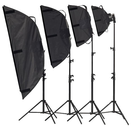 Lightbank - Video Pro Plus One Shallow Large w/1 Screen