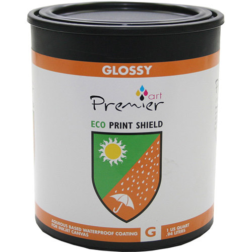3001-231 Eco Print Shield Gloss - GL