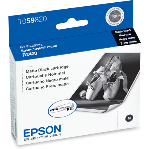 T059820 Matte Black R2400 Ink Cartridge