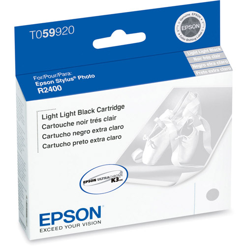 T059920 Light Light Black R2400 Ink Cartridge
