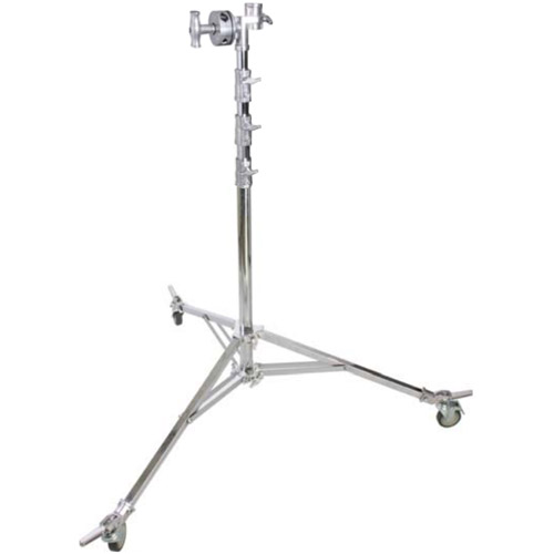 600M High Overhead Roller Stand with Grip Head