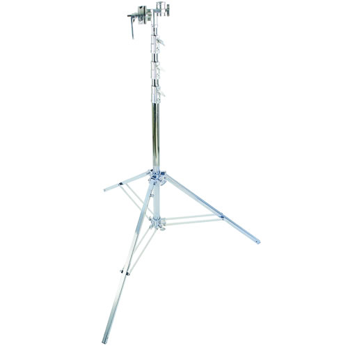 620M Wide Base High Overhead Stand w/grip head