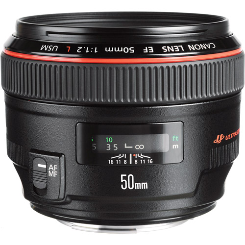 Full-Frame Fixed Focal Length Standard Lenses
