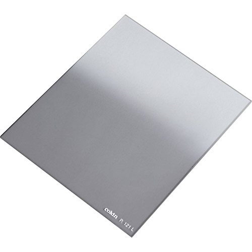 P121L Graduated Grey G2 Light ND2 Filter for P Series