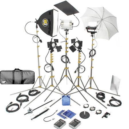 DV Pro 44 Kit with Soft Case