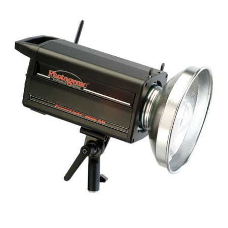 PLR1250DRC Radio PLight (PL2) Pro Studio 500WS w/UV FTube