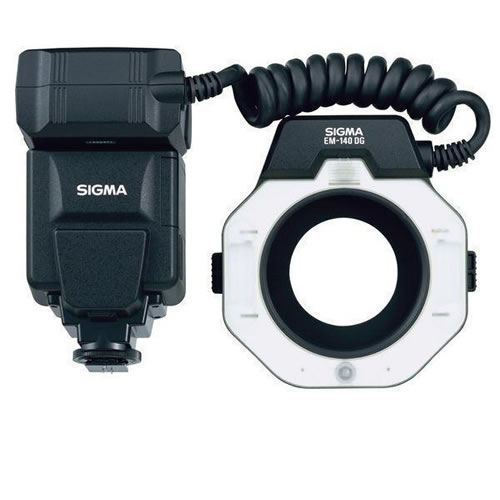 EM-140 DG Ring Flash for Canon