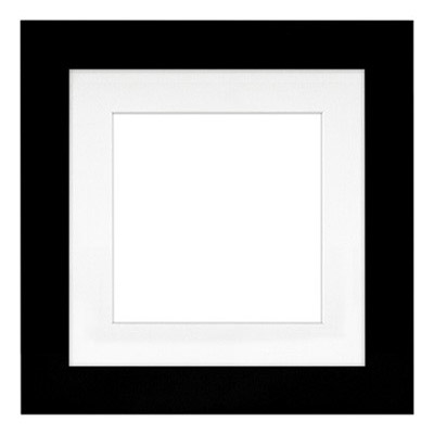 Framatic 11 X 11 Metro Black Seamless Frame With 8 X 8 Single