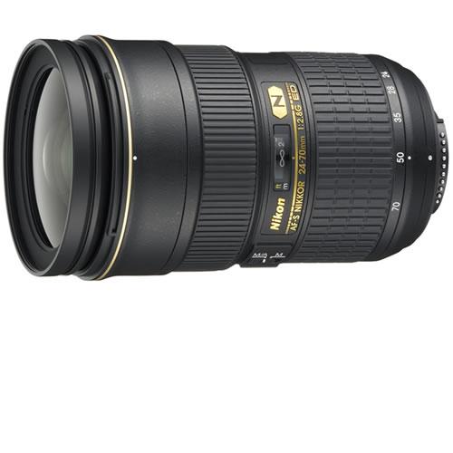 AF-S NIKKOR 24-70mm f/2.8 G ED Lens