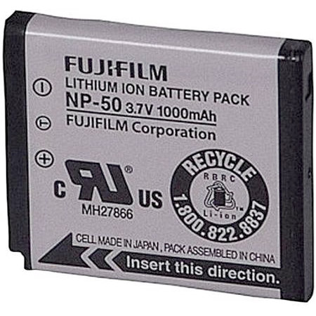 NP-50 Rechargeable Lithium-Ion Battery for X20/10, XF1
