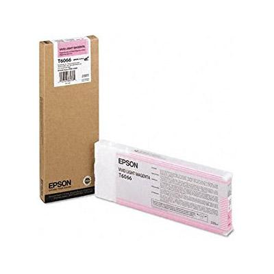 T606600 Vivid Light Magenta 220ml Ink Cartridge for Stylus Pro 4880