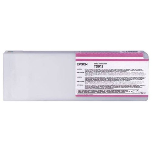 T591300 Vivid Magenta 700ml Ink Cartridge for Stylus Pro 11880