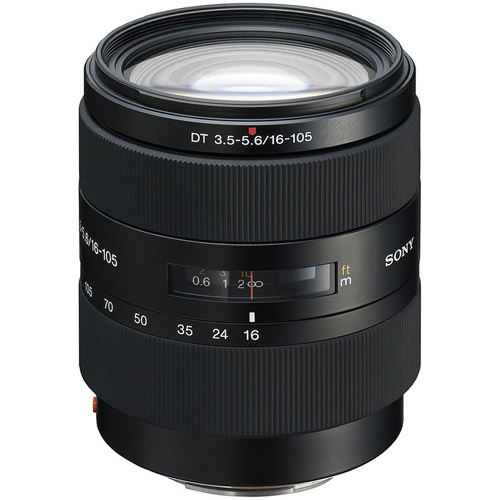 16-105mm f/3.5-5.6 DT A-Mount Lens (A99 & A77)