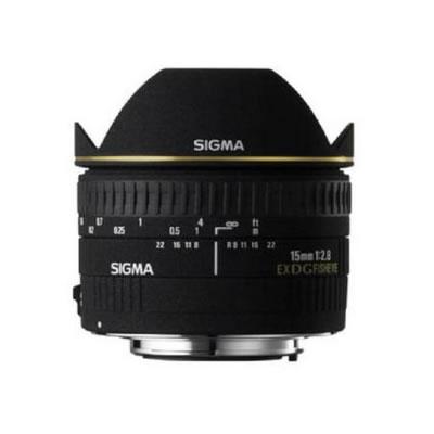 AF 15mm f/2.8 EX DG Fisheye Lens for Nikon