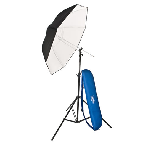 Umbrella Kit 72cm + Stand and 2402 Tilthead