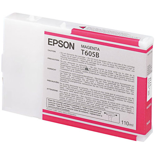 T605B00 Magenta 110ml Ink Cartridge for Stylus Pro 4800