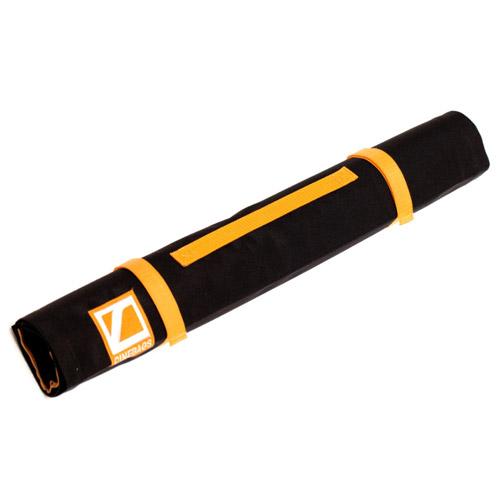 CB-06 Gel Roll Black w/Coloured Webbing