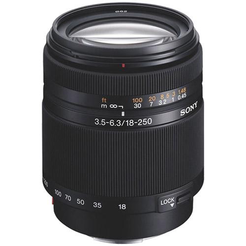 18-250mm f3.5-6.3 DT A-Mount Lens (A99 & A77)