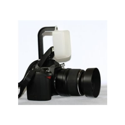 OM-F1 Omni Flip for DSLR w/ Pop-Up Flash