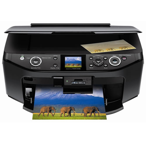 Inkjet printers are available in single-function and multifunction models. Single-function printers can print only, while multifunction printers can print, scan, photocopy, and sometimes fax. Most inkjet printers are all-in-ones, giving you the convenience of multiple machines in one, cost-effective unit.