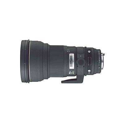 Sigma AF 300mm f/2.8 APO EX DG HSM Telephoto Lens for Nikon EX300DGN ...