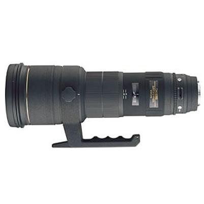 AF 500mm f/4.5 APO EX DG HSM Telephoto Lens for Nikon