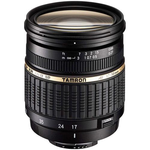 17-50mm f/2.8 Di II SP XR Lens for Nikon