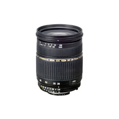 28-75mm f/2.8 Di  SP XR Lens for Sony A-Mount