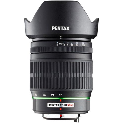 smc DA 17-70mm f/4 AL IF SDM Lens