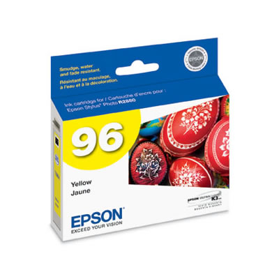 T096420 Yellow Ink R2880 Ink Cartridge