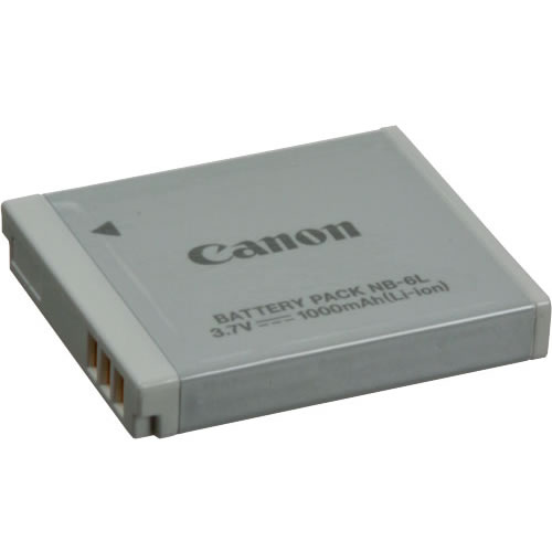 Canon NB6LH Battery Pack for S120 S200 SX150 HS SX170 IS
